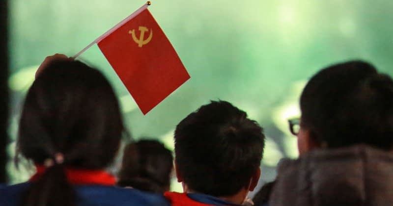 """CENSORSHIPChina Launches New App Allowing Citizens to Report Others For Expressing """"Mistaken Opinions"""""""